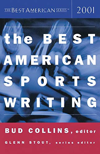 The Best American Sports Writing 9780618086269