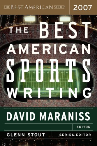 The Best American Sports Writing 9780618751167