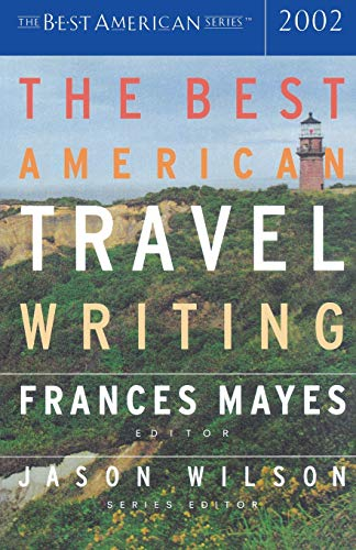 The Best American Travel Writing 2002 9780618118809