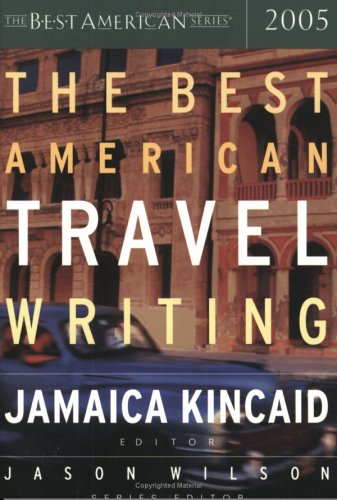 The Best American Travel Writing 9780618369522