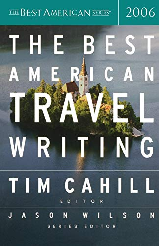 The Best American Travel Writing 9780618582150