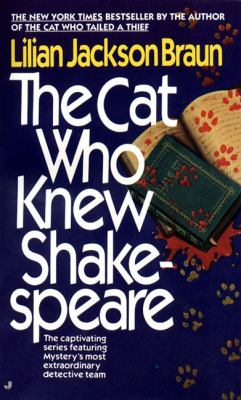 The Cat Who Knew Shakespeare 9780613063777