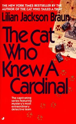 The Cat Who Knew a Cardinal 9780613063760