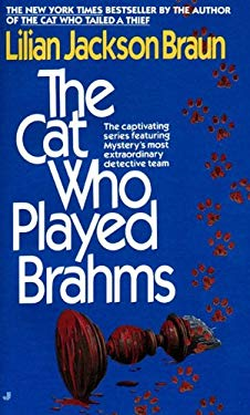 The Cat Who Played Brahms 9780613063807