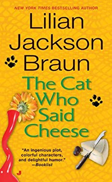 The Cat Who Said Cheese 9780613515313