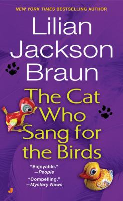 The Cat Who Sang for the Birds 9780613515320