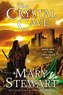 The Crystal Cave: Book One of the Arthurian Saga 9780613669566