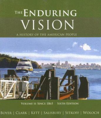 The enduring vision book index