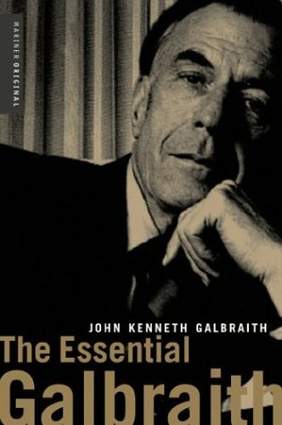 The Essential Galbraith 9780618119639