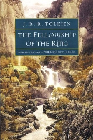 The Fellowship of the Ring 9780618002221