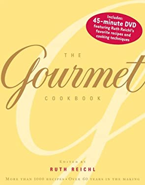 The Gourmet Cookbook: More Than 1000 Recipes 9780618806928