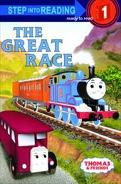 The Great Race: Thomas & Friends 2285057