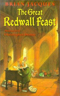 The Great Redwall Feast 9780613299688