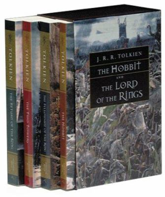 The Hobbit and the Lord of the Rings 9780618002252