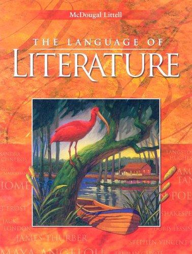 The Language of Literature 9780618170340
