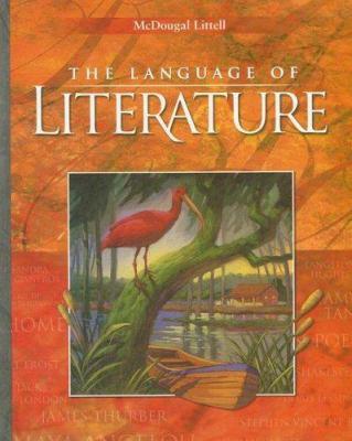 The Language of Literature 9780618690176