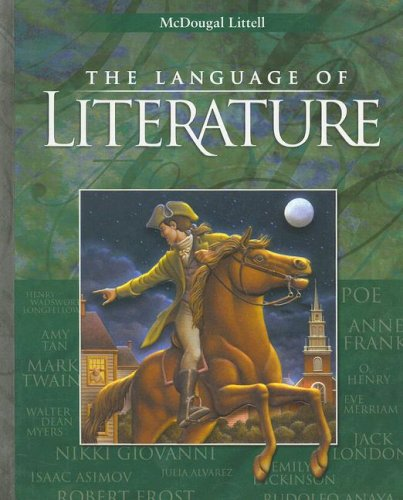 The Language of Literature 9780618601363