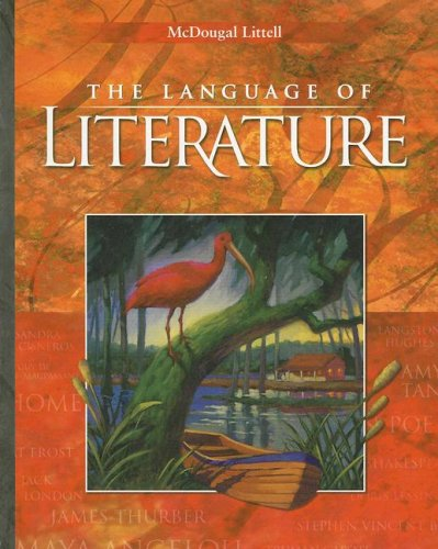 The Language of Literature 9780618601370