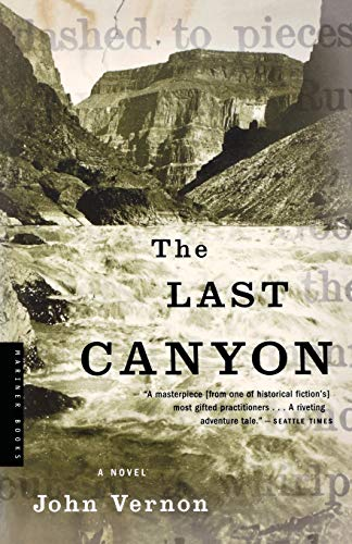 The Last Canyon 9780618257744