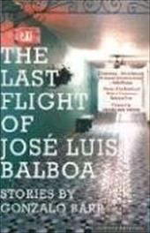 The Last Flight of Jose Luis Balboa 2347397