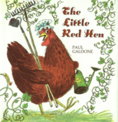 The Little Red Hen 9780618836840