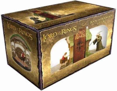 Lord Of The Rings Book And Bookends Gift Set