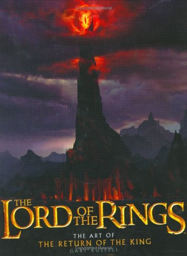 The Lord of the Rings: The Art of the Return of the King 9780618430291