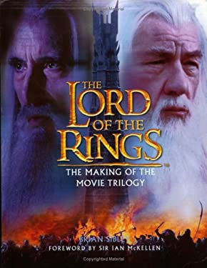 The Lord of the Rings: The Making of the Movie Trilogy 9780618260225