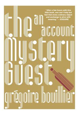 The Mystery Guest 9780618959709
