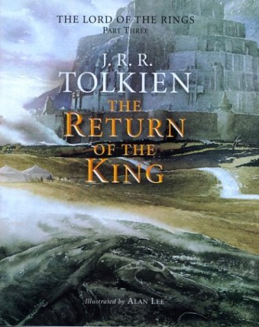 The Return of the King: Being the Third Part of the Lord of the Rings 9780618260553