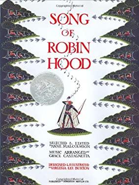 The Song of Robin Hood - Malcolmson, Anne / Burton, Virginia Lee
