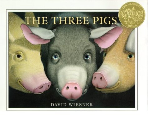 The Three Pigs 9780618007011
