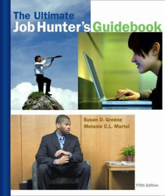 The Ultimate Job Hunter's Guidebook 9780618848041