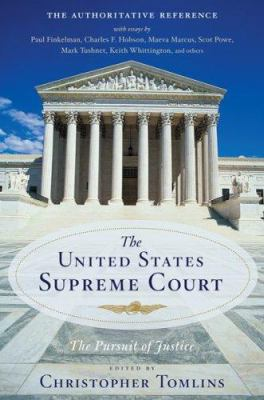 The United States Supreme Court: The Pursuit of Justice 9780618329694