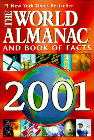 The World Almanac and Book of Facts 9780613336482