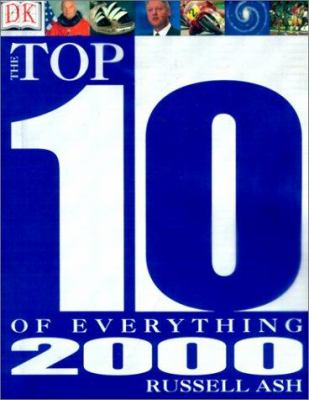 Top Ten of Everything 2000 9780613225076