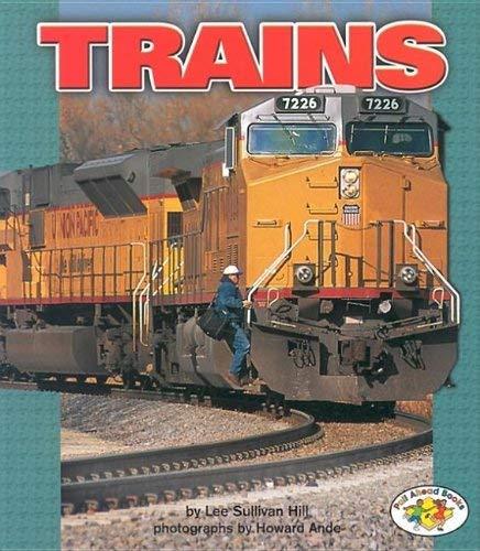 Trains 9780613525176