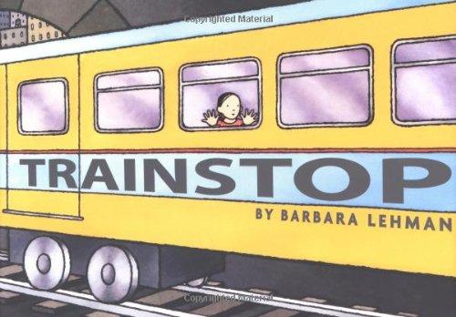 Trainstop 9780618756407