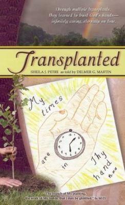 Transplanted 9780615512617