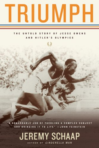 Triumph: The Untold Story of Jesse Owens and Hitler's Olympics 9780618919109