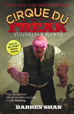 Tunnels of Blood: Cirque Du Freak 9780613717823