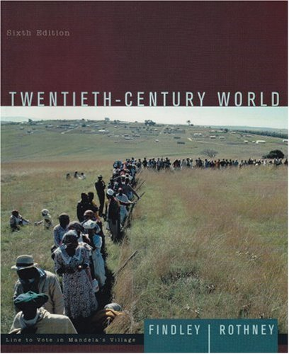 Twentieth-Century World 9780618522637