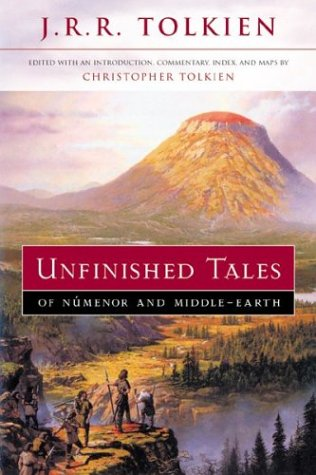 Unfinished Tales of Numenor and Middle-Earth 9780618154043