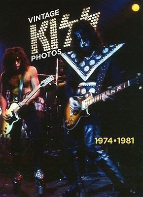 Vintage Kiss Photos 1974-1981