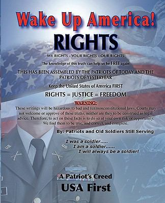 Wake Up America 9780615324968