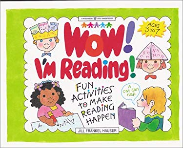 Wow! I'm Reading!: Fun Activities to Make Reading Happen 9780613281447