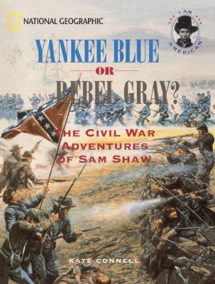 Yankee Civil War Yankee Blue or Rebel G...