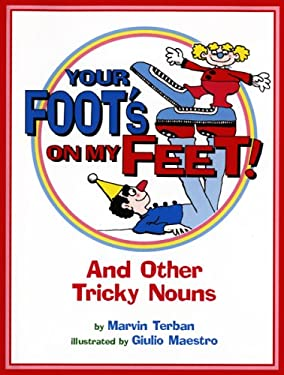 Your Foot's on My Feet!
