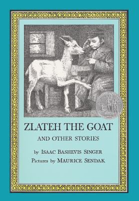 Zlateh the Goat and Other Stories 9780613376525