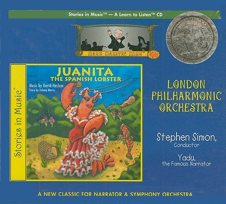 Stories in Music: Juanita the Spanish Lobster 0880626300025